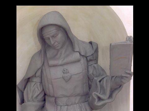 LOS EVANGELIOS Rafaela Mª respondió con amor al amor de Jesucristo.
