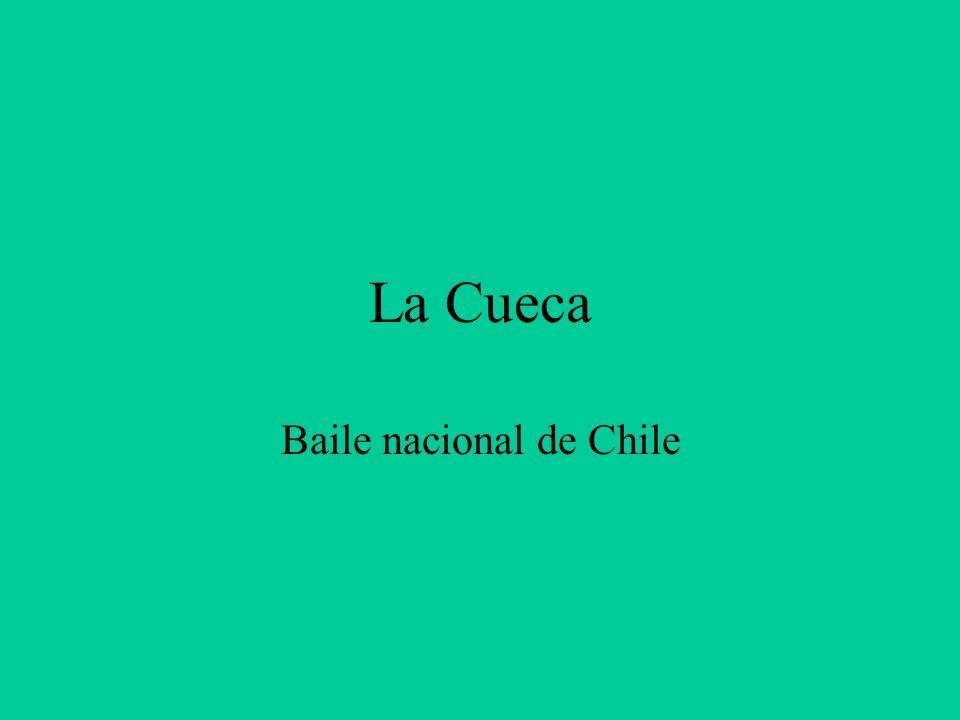 La Cueca Baile nacional de Chile