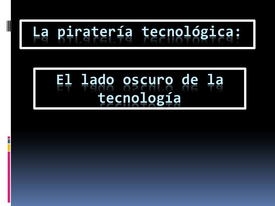 3.¿Cuáles son 3 niveles de la piratería que se pueden investigar.