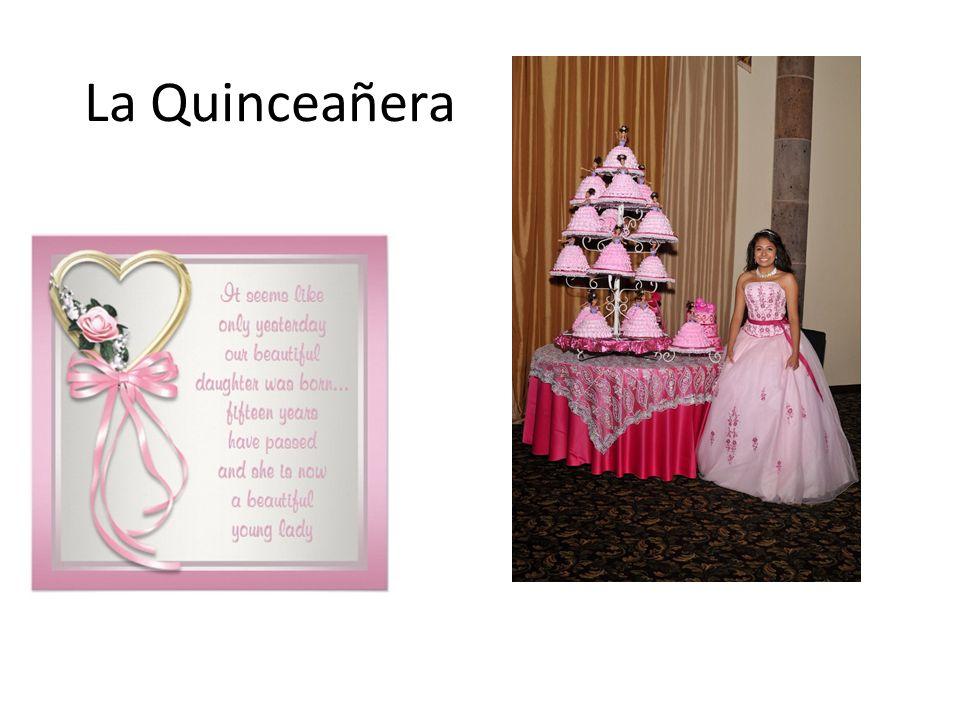 La Quinceañera