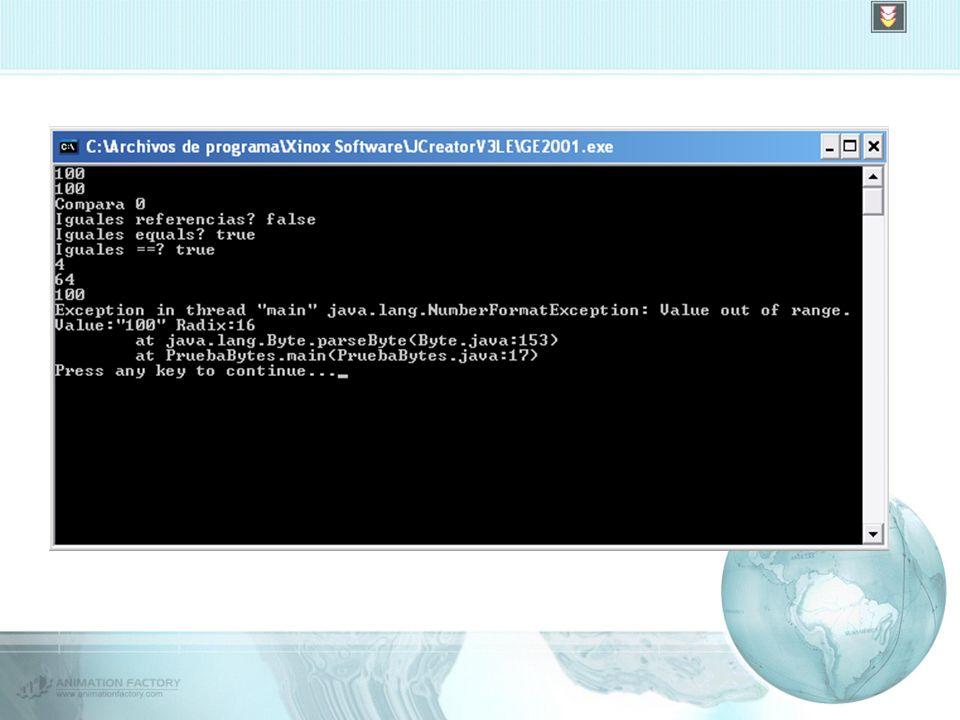 Operadores Un operador realiza una función en uno, dos o tres operandos.