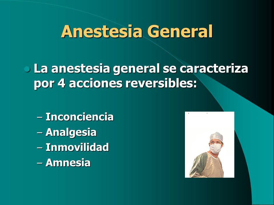 ANESTESIA QUIRÚRGICA La pérdida del reflejo palpebral y el desarrollo de una respiración rítmica y regular indican el inicio de la anestesia quirúrgica.