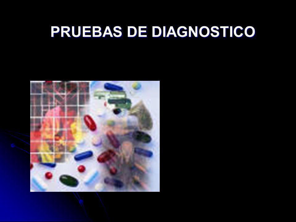 El diagnóstico se basa en la anamnesis y exploración minuciosas.