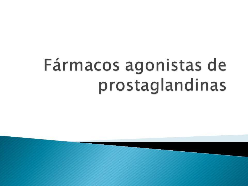 Derivado de PGE1 Prostaglandina citoprotectora Útil en Tx.