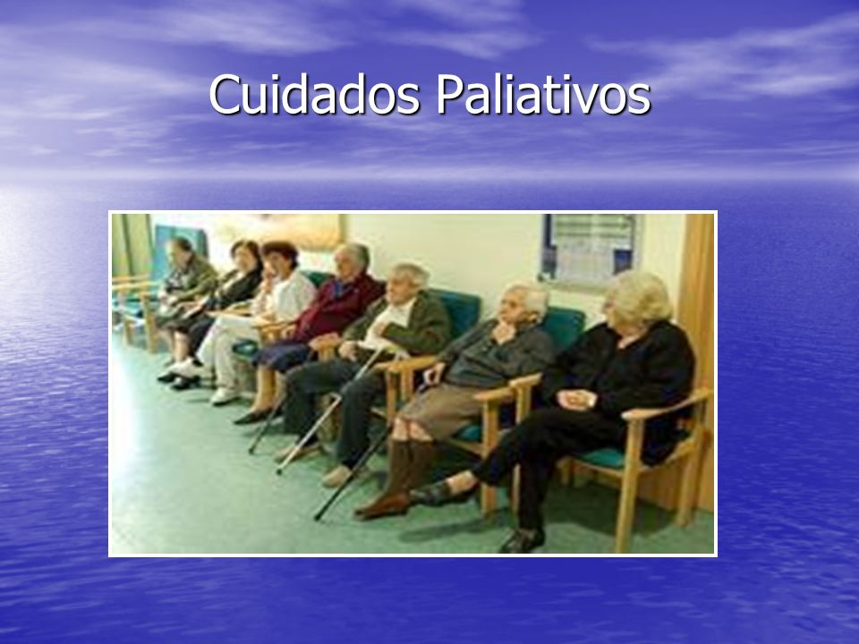 Palliative Care in Ocerdrive: Patients in Danger.