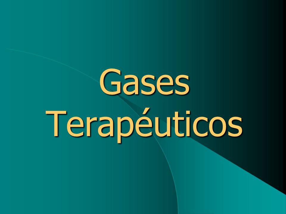 Gases Terapéuticos
