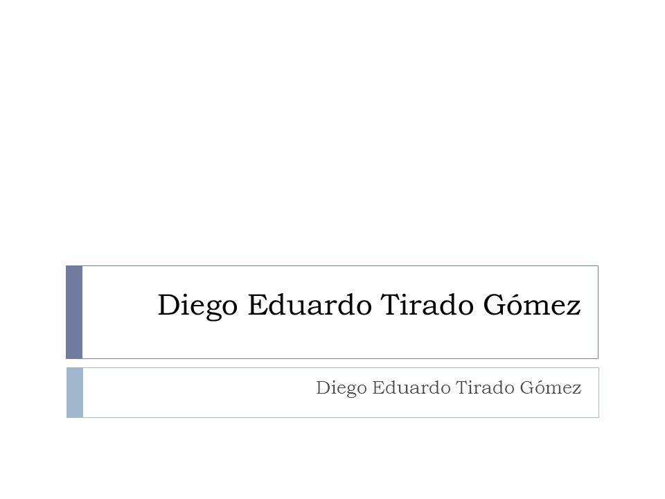 Hobbies 07/02/2014Diego Eduardo Tirado Gómez Salir