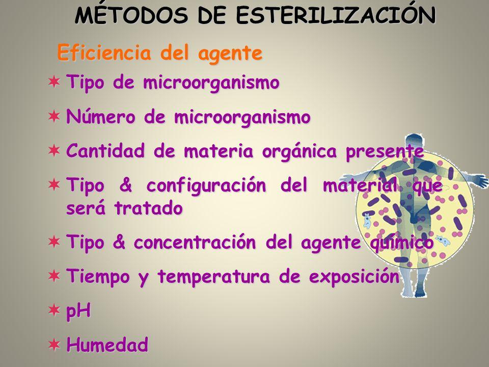 ¬Tipo de microorganismo ¬Número de microorganismo ¬Cantidad de materia orgánica presente ¬Tipo & configuración del material que será tratado ¬Tipo & c