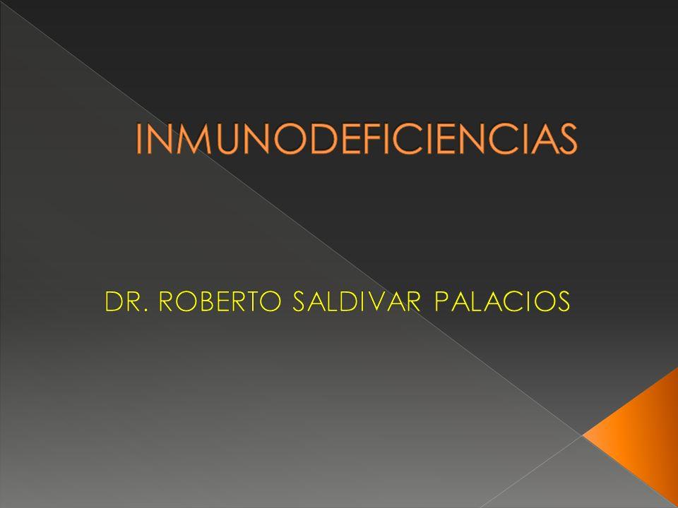 Cuando existe una deficiencia de alguno de los componentes del sistema inmune, apareciendo las enfermedades que llamamos inmunodeficiencias primarias.