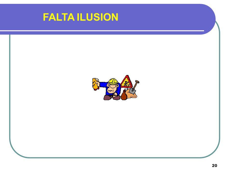 20 FALTA ILUSION