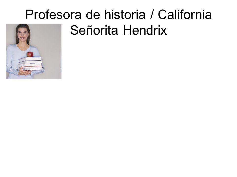 Profesor de biología / Cuba Señor Welsch
