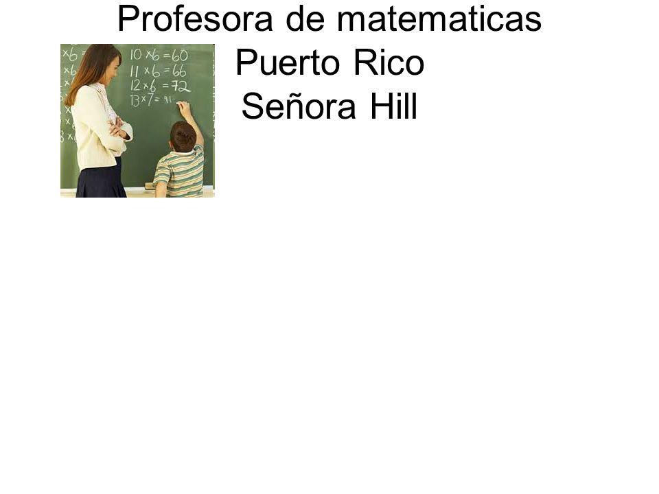 Profesora de francés / Paris Señora Marks