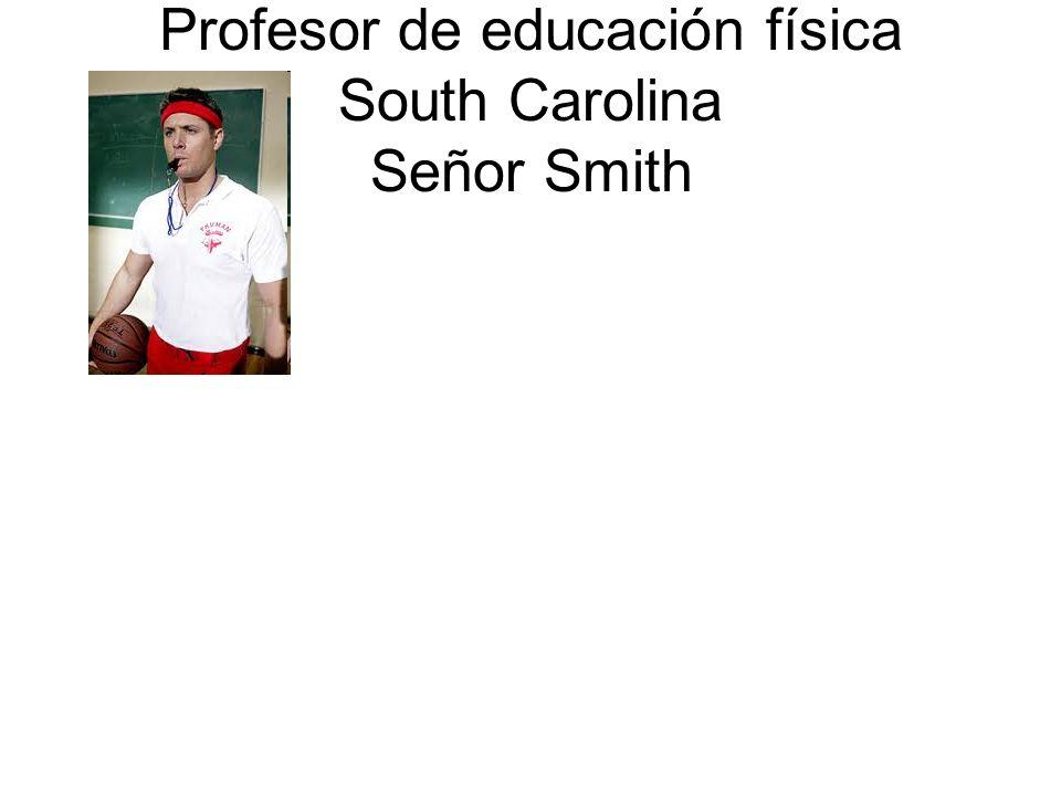 Profesora de poesia Virginia Beach Señorita Hall