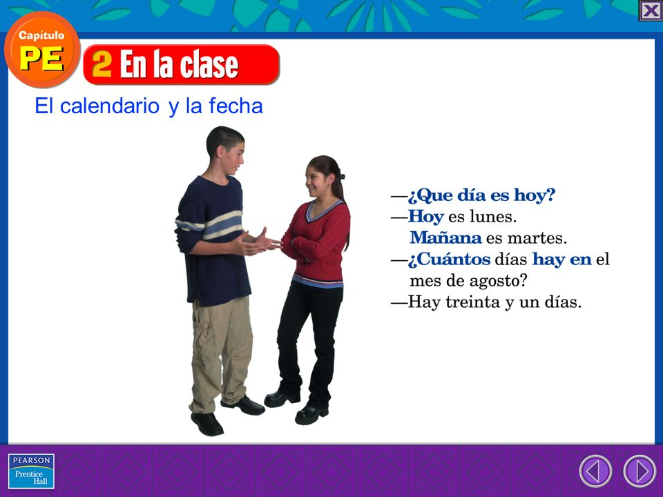 ¿Cómo se dice...How do you say... Se dice... You say...