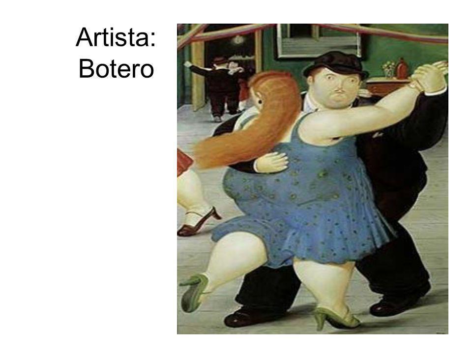 Artista: Botero