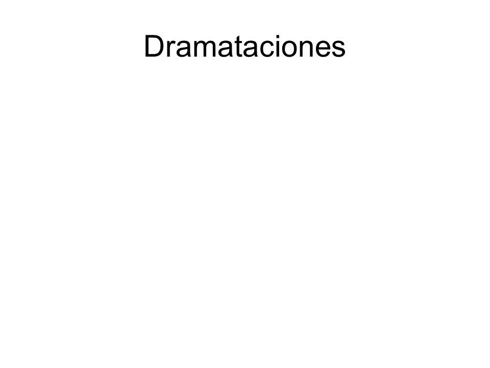 Dramataciones