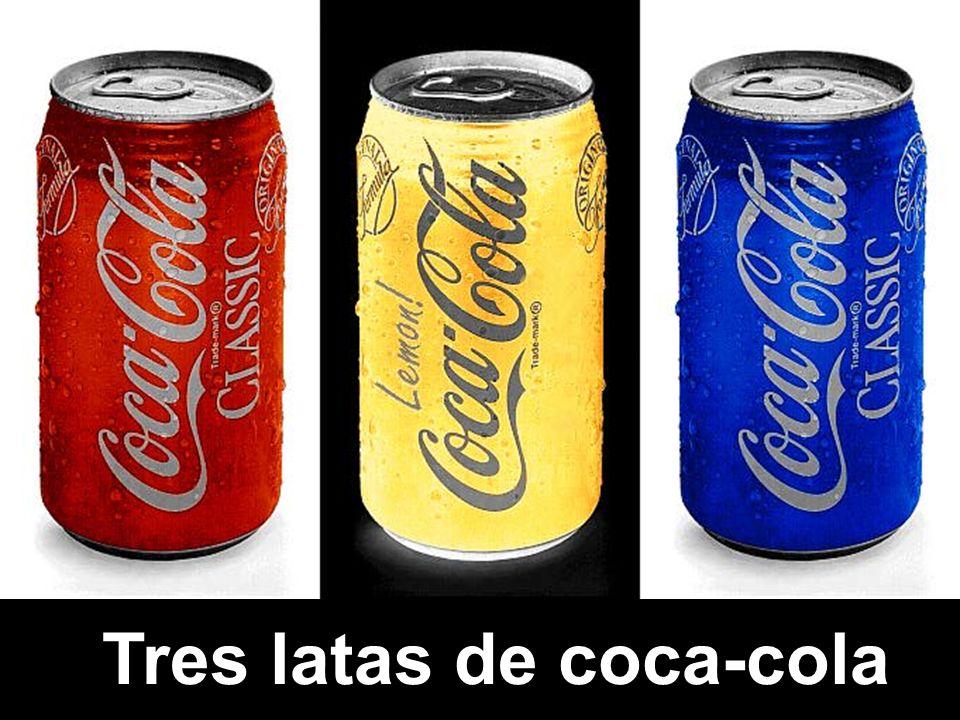 una lata de Pepsi
