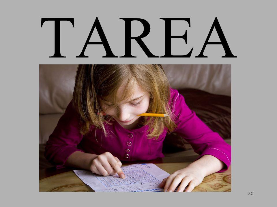 20 TAREA