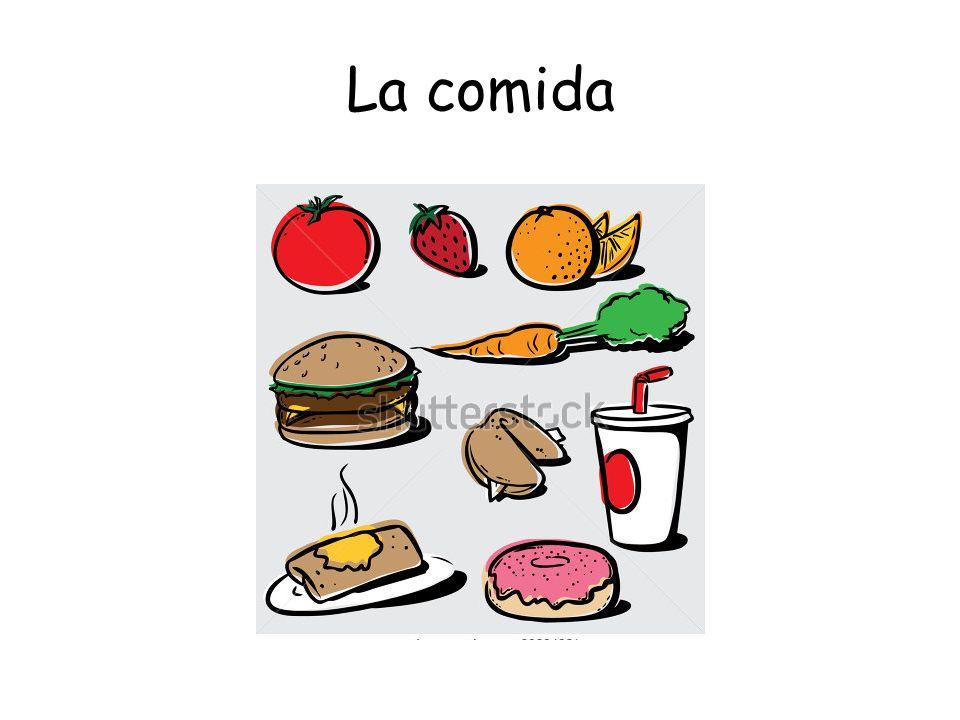 La comida