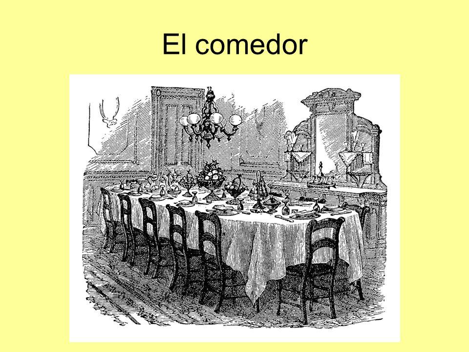 El comedor