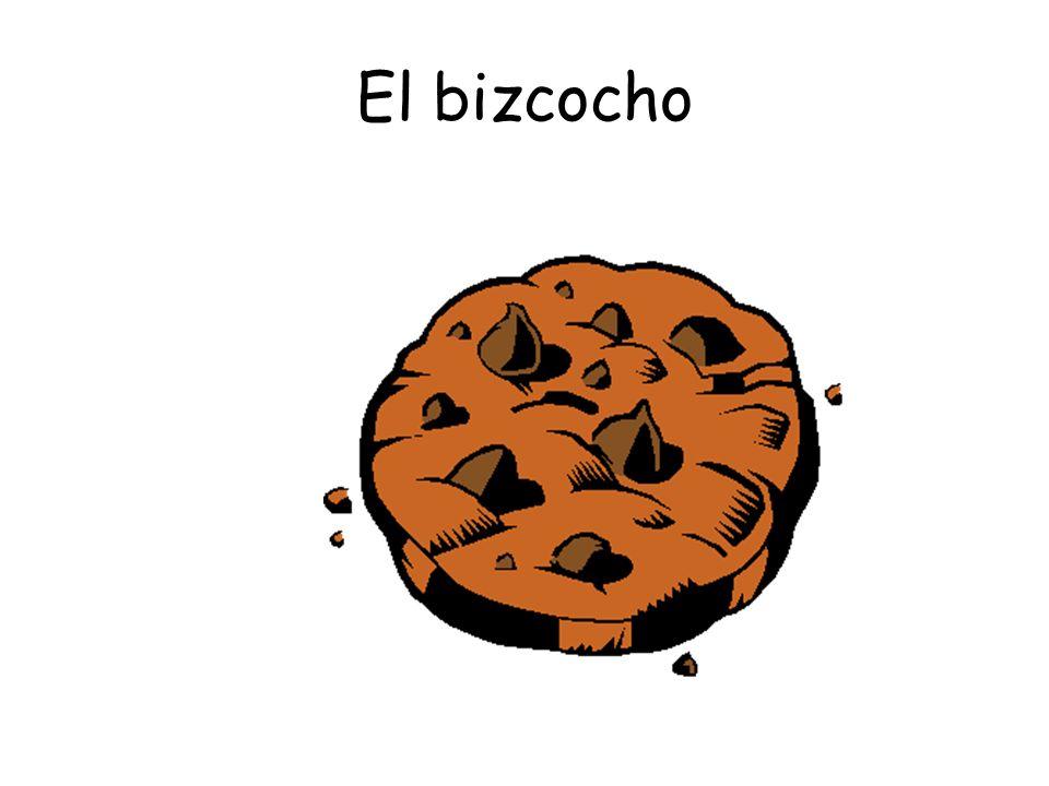 El bizcocho