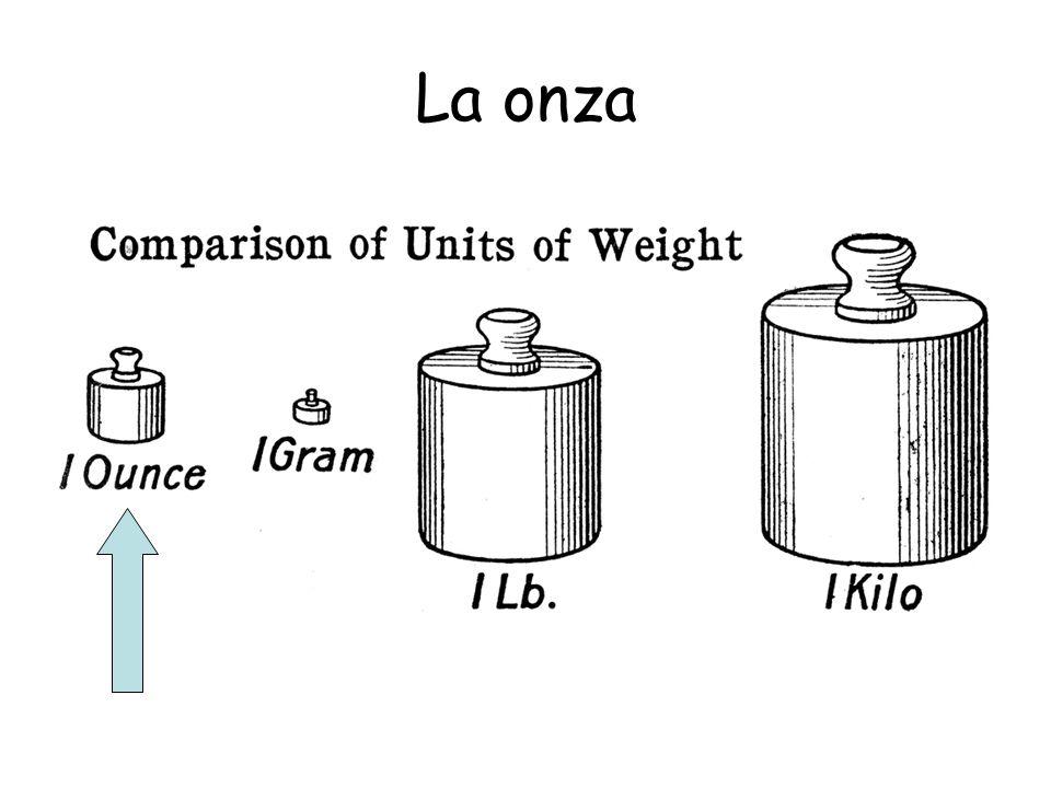 La onza