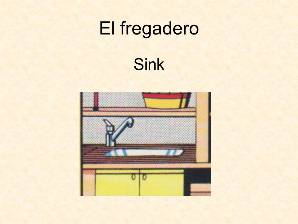 El fregadero Sink