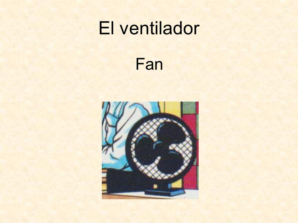 El ventilador Fan