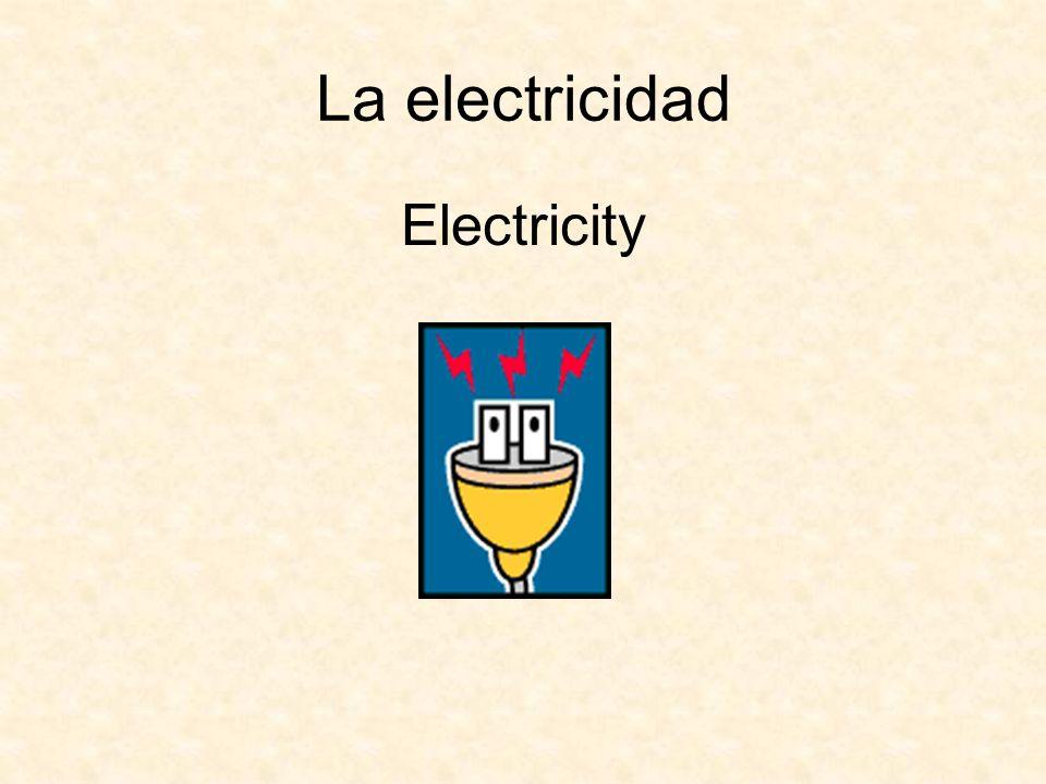 Eléctrico Electric