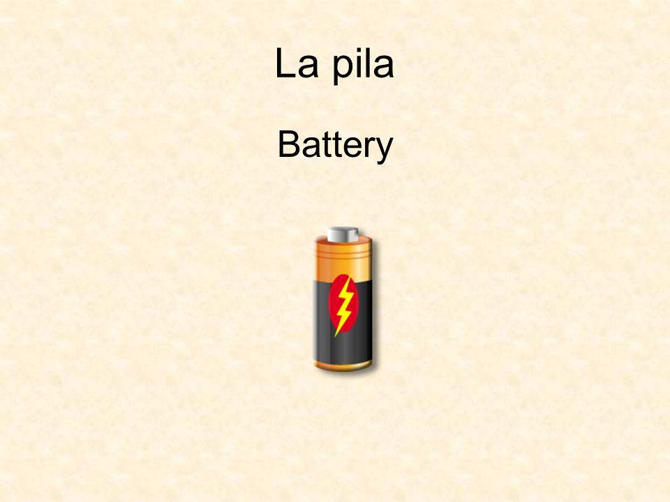 La pila Battery
