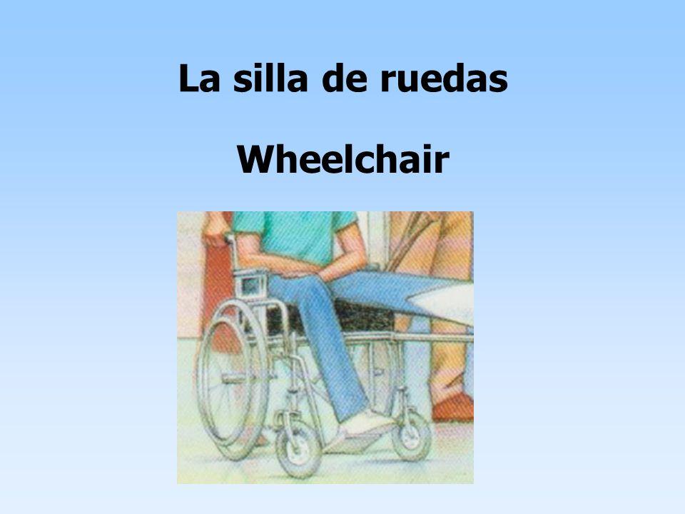La silla de ruedas Wheelchair