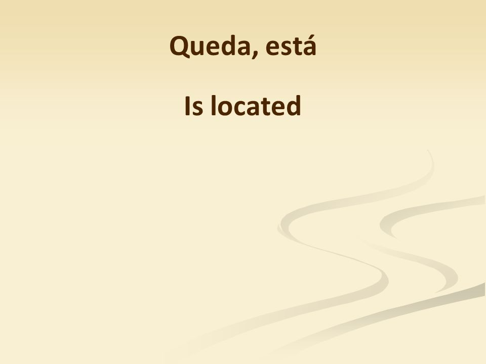 Queda, está Is located