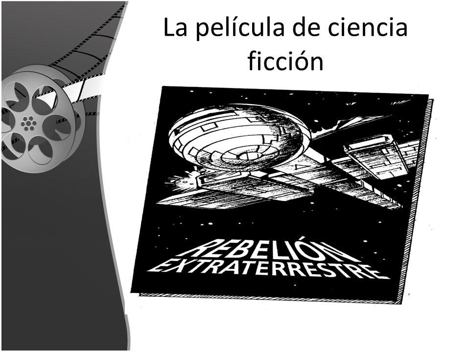 La película de ciencia ficción