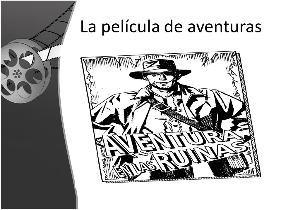 La película de aventuras