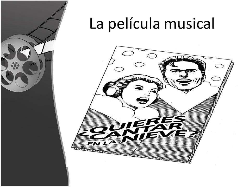 La película musical