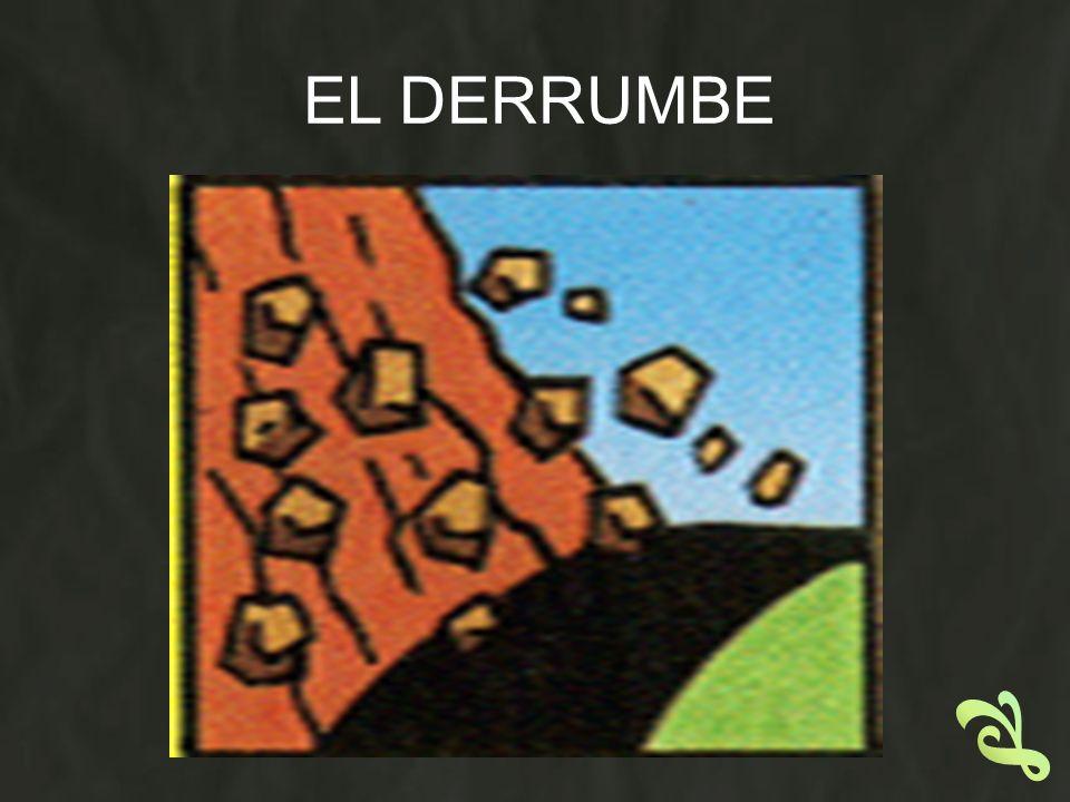 EL DERRUMBE