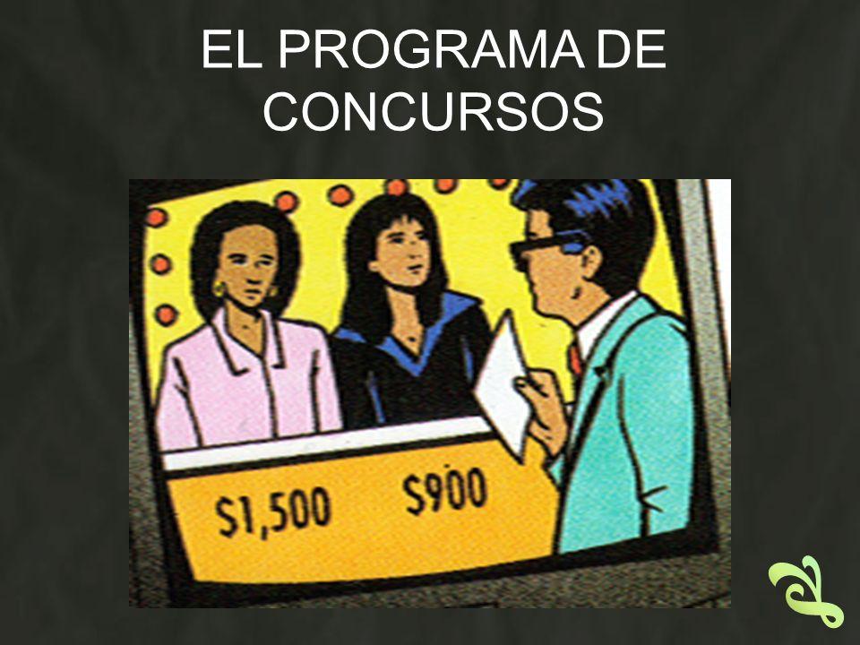 EL PROGRAMA DE CONCURSOS