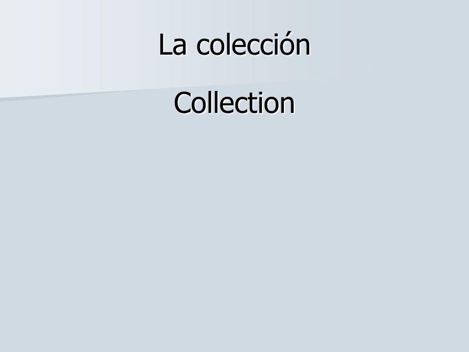 La colección Collection