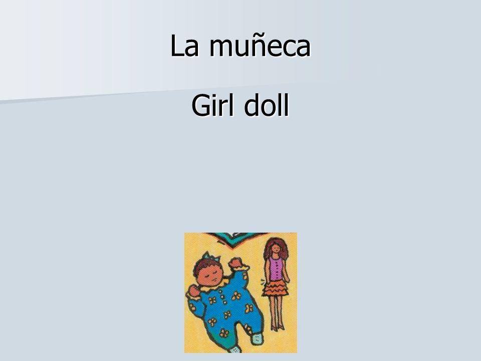 La muñeca Girl doll