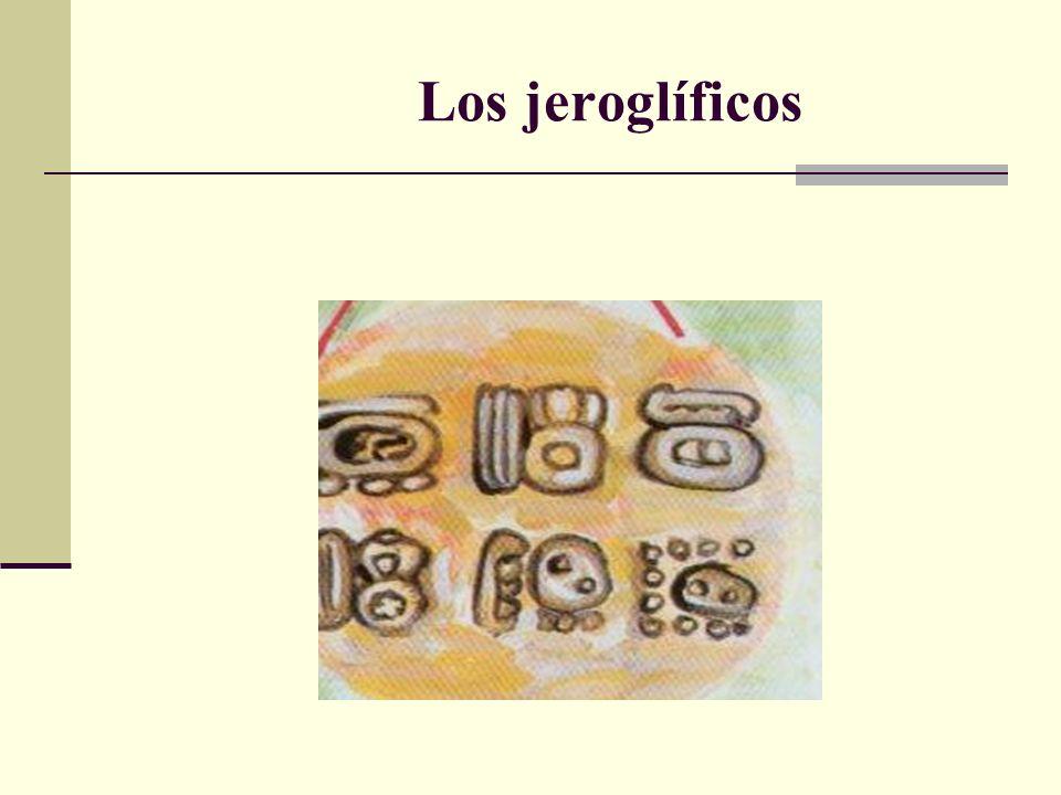Los jeroglíficos
