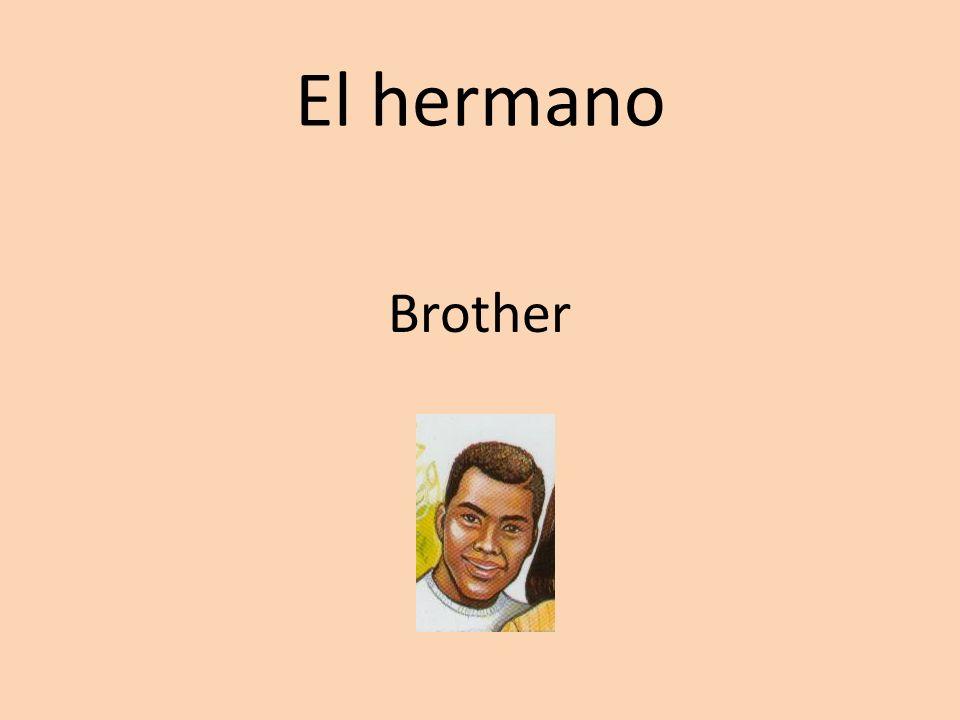 El hermano Brother