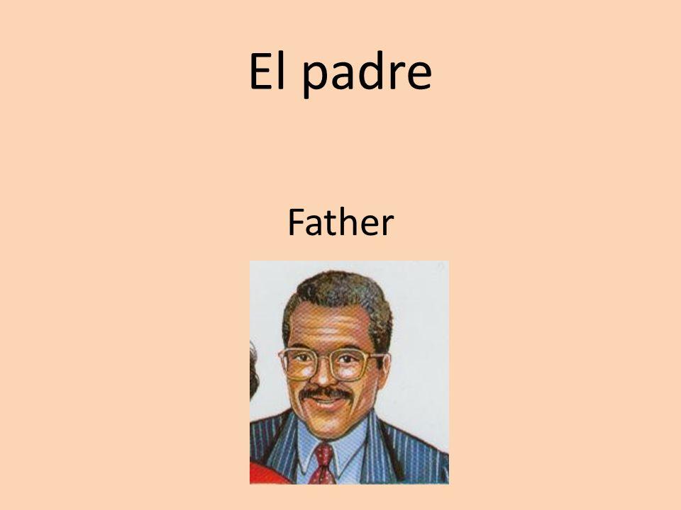 El padre Father