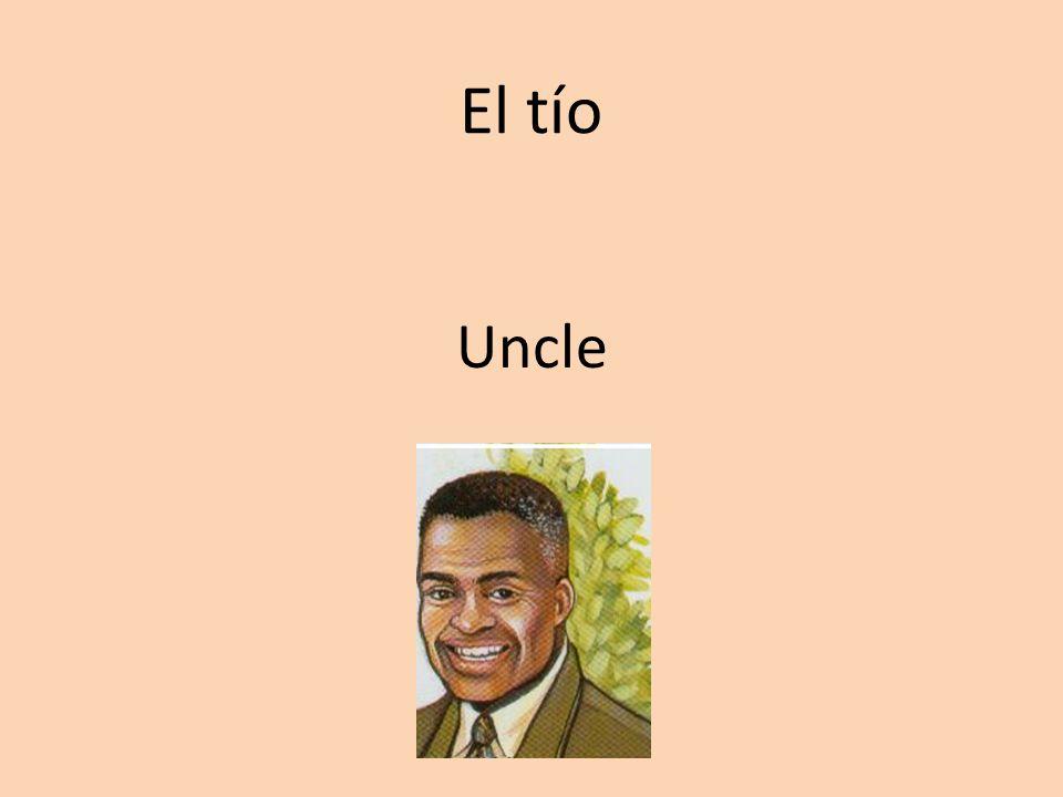 El tío Uncle