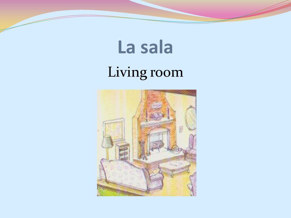 La sala Living room