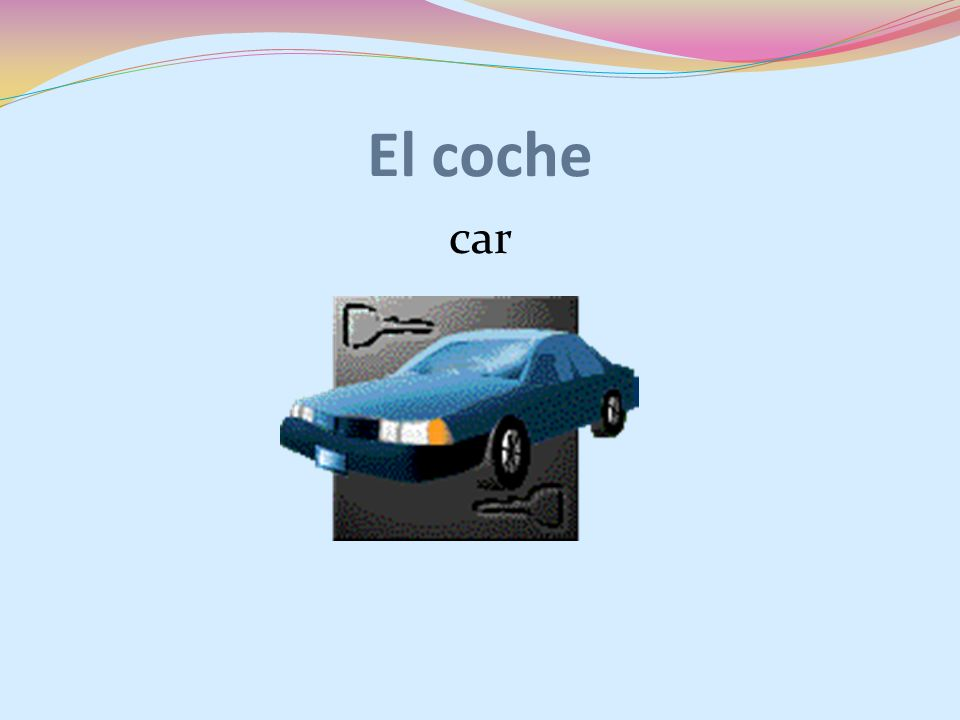 El coche car