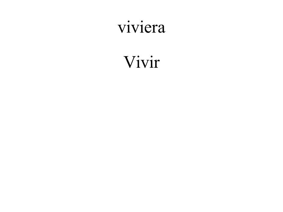 viviera Vivir