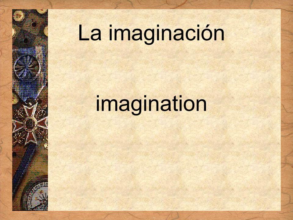 Español 3 Tema para investigar Capítulo 3 Páginas 102-103 La imaginación imagination