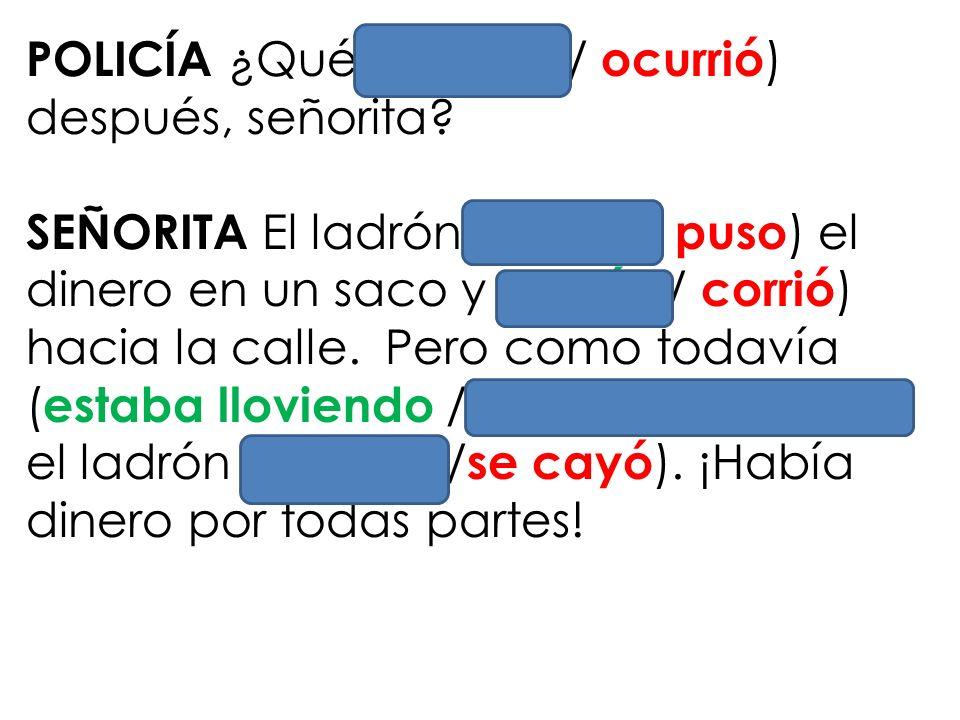 el preterito del verbo decir Dij e Dij iste Dij o Dij imos X Dij eron