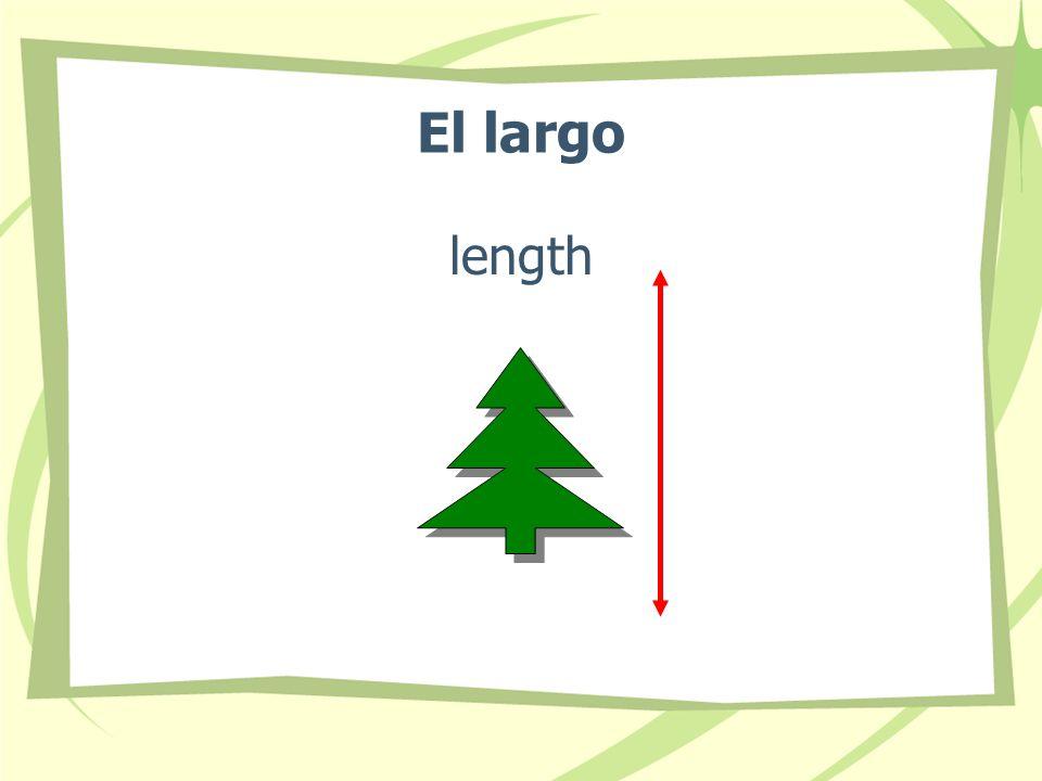El largo length