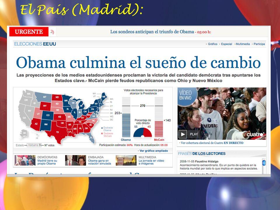 El País (Madrid):
